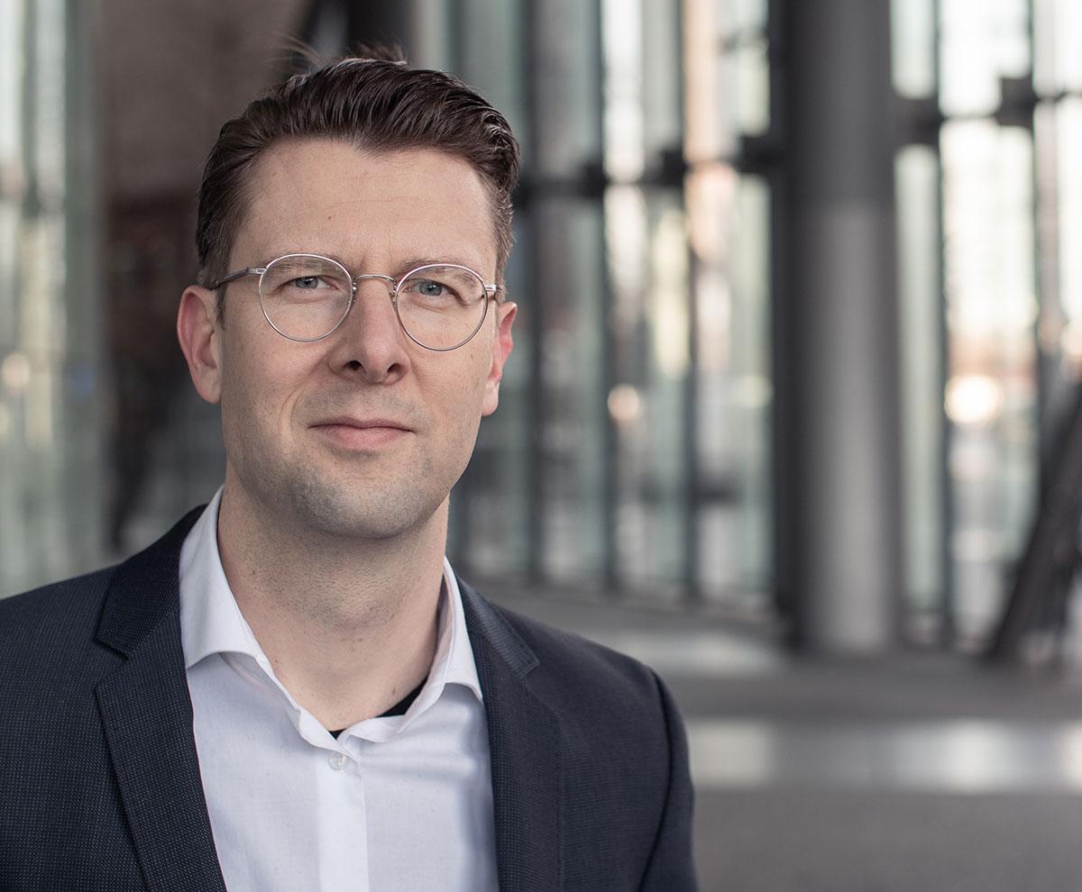 Patrick Jacobi - Geschäftsführer Division: Property & Construction